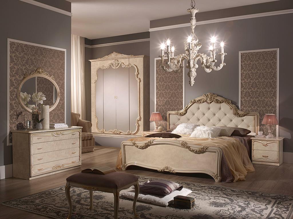 комплект мебели для спальни елена беж купить недорого от